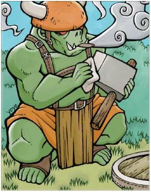 Orc Warrior - Monster Database - ROGuard - Ragnarok M