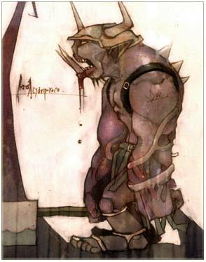 Orc Zombie - Monster Database - ROGuard - Ragnarok M