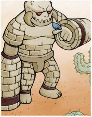 Golem - Monster Database - ROGuard - Ragnarok M: Eternal Love Database